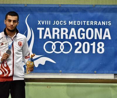 Türkiye Akdeniz Oyunları'nın 2. gününde 8 madalya aldı