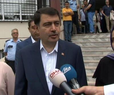 İstanbul Valisi Şahin: 40 bin polis 6 bin jandarma görev başında