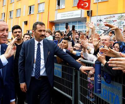 Erdoğan'ın seçim günlüğü