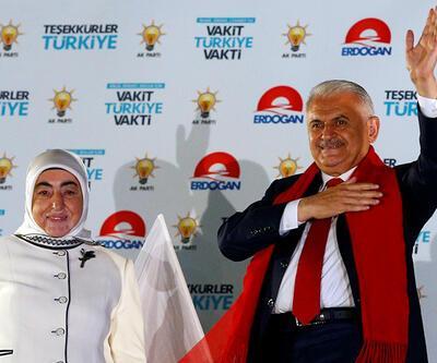 Binali Yıldırım: Türkiye kazandı, bu seçimin kaybedeni yok