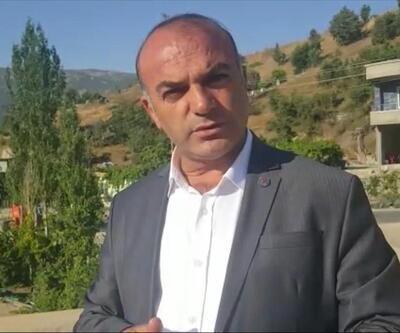 Şırnak'ta AK Parti'li Başkana evinin önünde silahlı saldırı