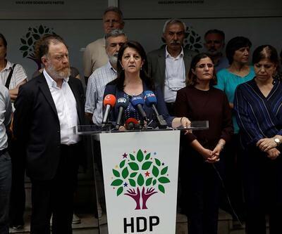 HDP'den 24 Haziran seçimleri sonuçlarıyla ilgili açıklama