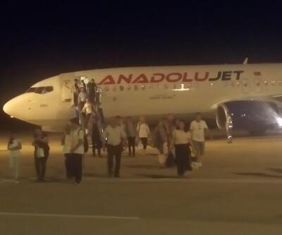 İstanbul'a inemeyen 3 uçak Bursa'ya indi