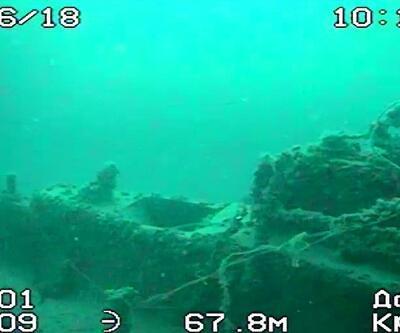 Karadeniz'in altından denizaltılar, uçaklar ve gemiler çıktı