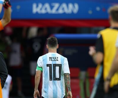 Messi'nin bitmeyen laneti