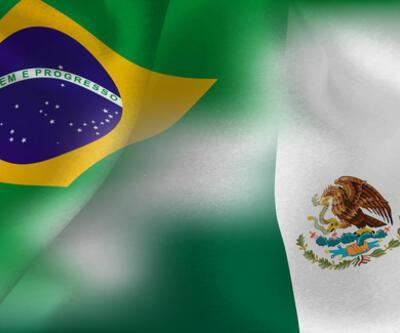 Brezilya - Meksika maçı muhtemel 11'leri