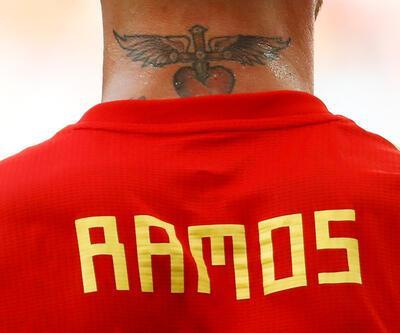 Sosya medya Sergio Ramos'un ağlamasından memnun!