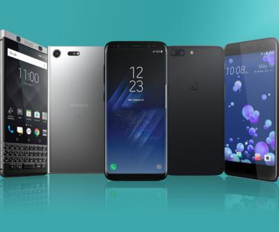 2018'in en popüler telefonları!