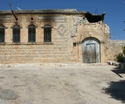 Atatürk'ün Afrin'deki evi bulundu