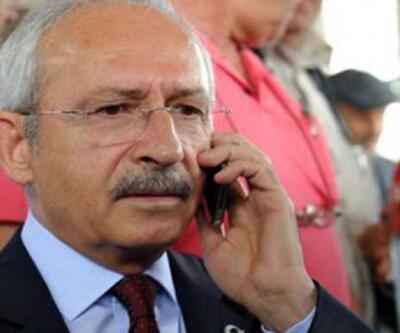 Kılıçdaroğlu'ndan Eylül ve Leyla'nın ailesine başsağlığı telefonu