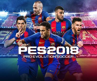 Pro Evolution Soccer 2018 sadece 20 TL!