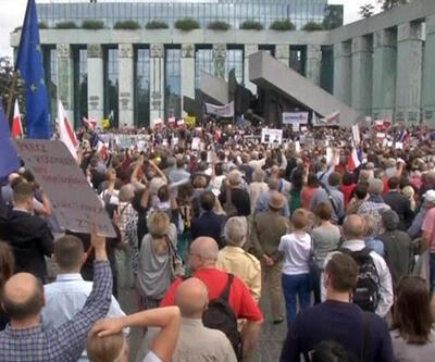 Polonya'da yargı krizi