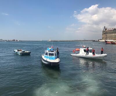 Son Dakika... Kadıköy'de denize düşen kişi aranıyor