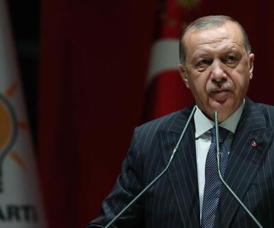 Erdoğan'dan partililere: Yan gelip yatanlar oldu