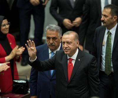 Cumhurbaşkanı Erdoğan AK Parti'nin grup toplantısında