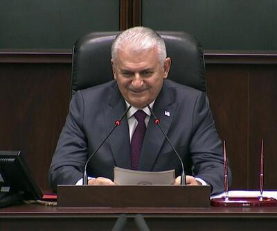 Başbakan Binali Yıldırım 'helallik' istedi