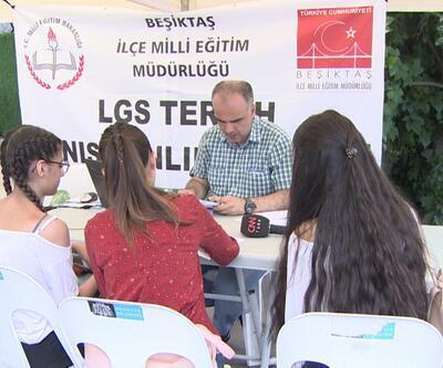 MEB lise öğrencileri için tercih çadırı açtı