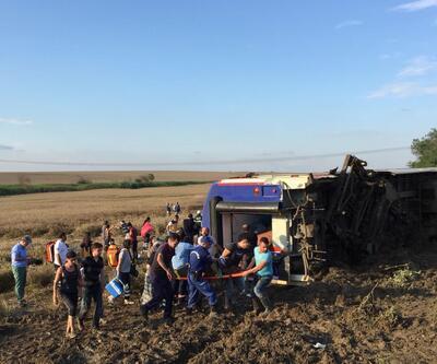Kılıçdaroğlu'ndan tren kazası için taziye mesajı