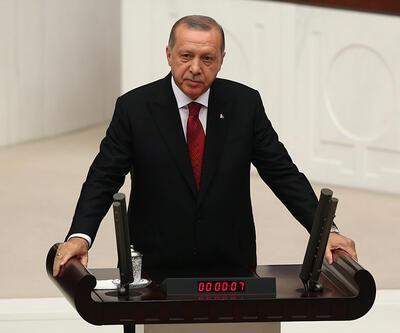 Erdoğan resmen göreve başladı