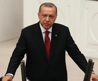 Cumhurbaşkanı Erdoğan böyle yemin etti