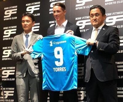 Son dakika Fernando Torres yeni takımını açıkladı
