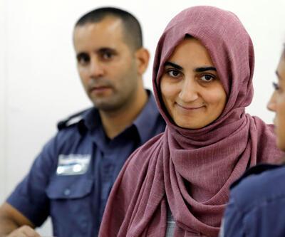 İsrail'de alıkonulan Ebru Özkan'a şartlı tahliye kararı