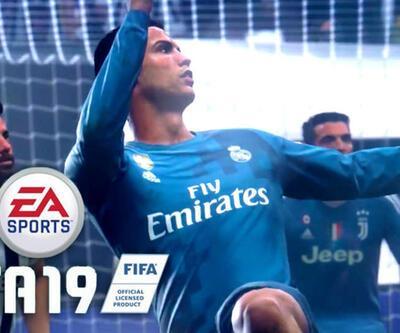 FIFA 19'a Cristiano Ronaldo şoku