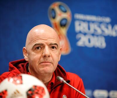 Son dakika FIFA'dan resmi açıklama: 2022 Dünya Kupası kışın yapılacak