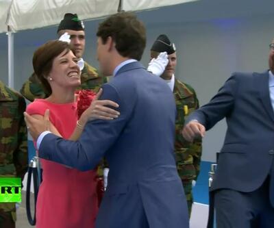Kanada Başbakanı'ndan tartışmalı şaka