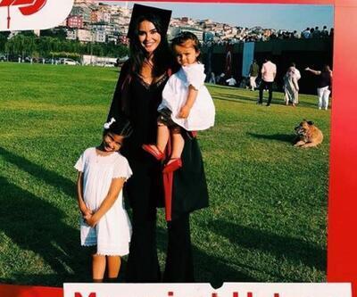 Zeynep Sever Demirel mezun oldu