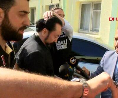 Adnan Oktar'a casusluk suçlaması
