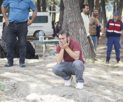 İznik Gölü'ne giren çocuklardan 2'si boğuldu, 6'sı kurtarıldı