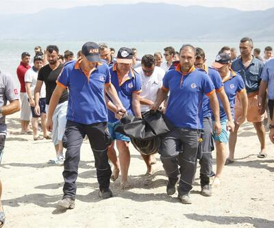 İznik Gölü'nde facia: 2 çocuk boğuldu