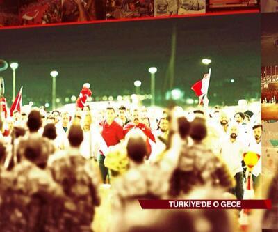 Türkiye'de o gece: 15 Temmuz belgeseli