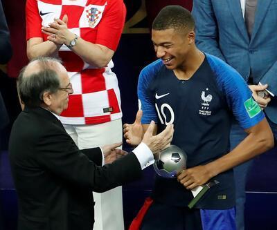 Dünya Kupası'nın en iyileri açıklandı
