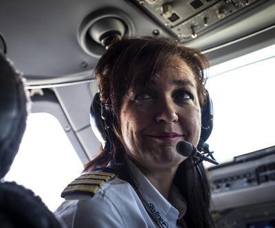 İşte ambulans filosunun ilk kadın pilotu: Sinem Ulusoy