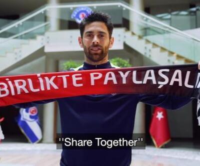 Kasımpaşalı oyunculardan Türkiye'ye Euro 2024 desteği