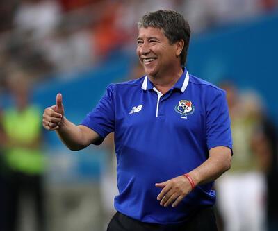 Panama Teknik Direktörü Gomez istifa etti