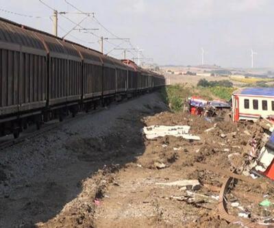 Tren kazası sonrası kazazedelere psikolojik destek