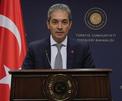 Hami Aksoy'dan Menbiç açıklaması