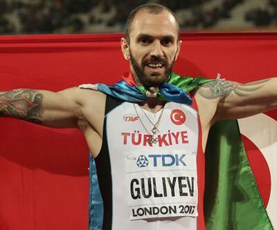 Ramil Guliyev 'Avrupa'da yılın erkek atleti ödülü'ne aday