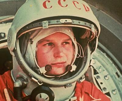Uzay yolculuğuna adını kazıyan 18 kadın