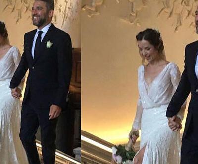 Zuhal Olcay'ın kızı evlendi