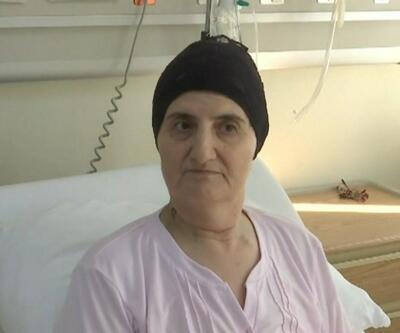 Kalbindeki tümörü 'neştersiz' çıkardılar