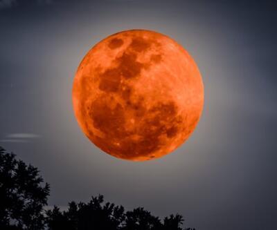 27 Temmuz 2018 Kanlı ay tutulması ne zaman, saat kaçta ve nereden izlenebilecek?
