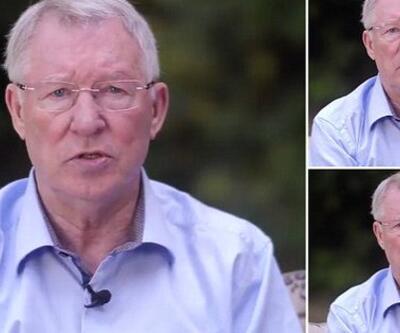 Alex Ferguson beyin kanamasının ardından ilk kez ortaya çıktı