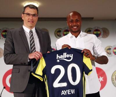 Fenerbahçe Ayew için pazarlık yapacak