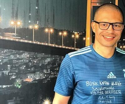 Alex de Souza Fenerbahçe'nin teklifine yanıt verdi