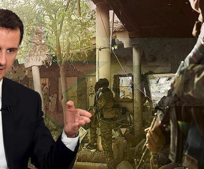 Esad terör örgütü YPG'yle masaya oturdu! 12 maddelik anlaşma