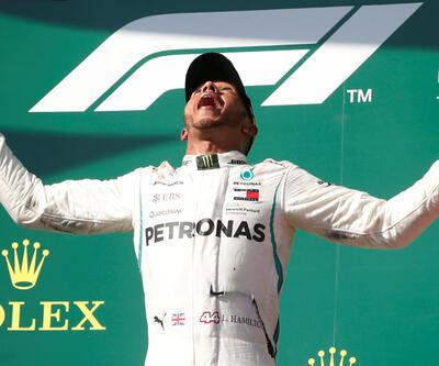 Macaristan'da zafer Lewis Hamilton'ın